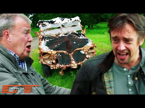 The Grand Tour: Clarkson's Bone Car