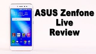 Asus Zenfone Live (ZB501KL) Review | BGR India