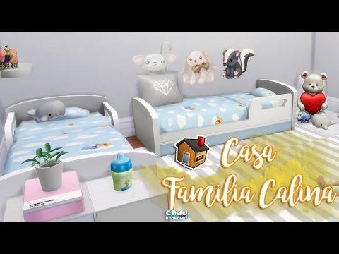 🏠 The Sims 4: CASA DA FLÁVIA CALINA   Atualizada
