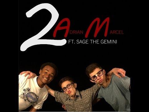 2 AM - Adrian Marcel ft. Sage The Gemini | Dezmond Garcia Choreography @Artisansmovement