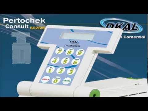 Impressora Pertochek com Consulta Serasa