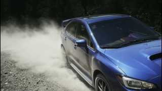 2015 Subaru WRX STI Teaser