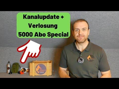 Prepper Fox Austria - Kanalupdate + 5000 Abos Verlosung! ????????