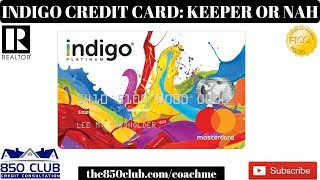 Let's Talk About The Indigo Credit Card: Keeper or Not? -  Dave Ramsey,Budget,MyFICO,CreditKarma