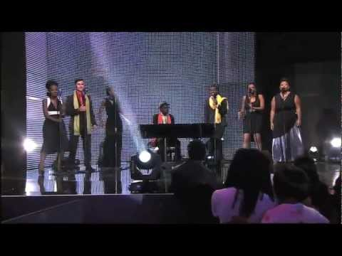 MTN SAMA 18 : We Will Worship live performance Monday 30th April 2012