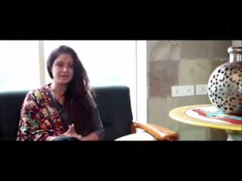 Simran's latest interview about Alone movie