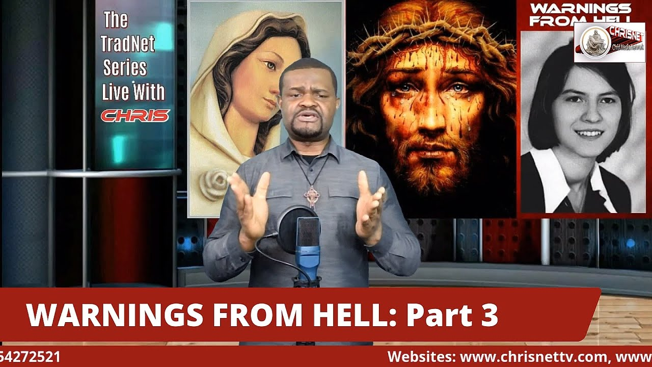 WARNINGS FROM HELL : Part 3 (The Confessions Of Judas Iscariot, A Human Demon)
