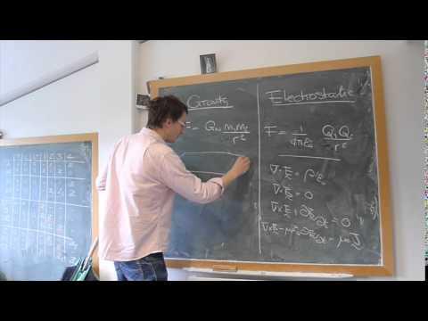 What is general relativity? - Professor David Tong explains to Plus