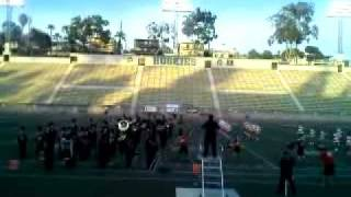 Abraham Lincoln High School Marching Band Competition 2010