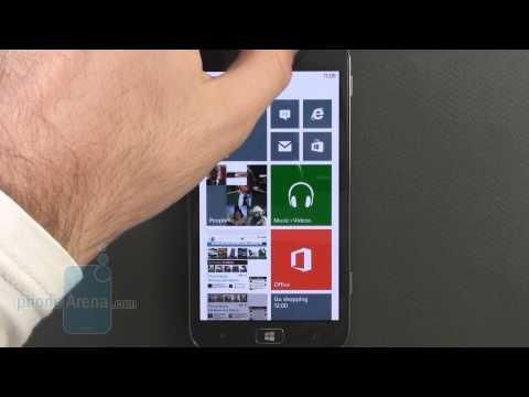 Samsung ATIV S Review