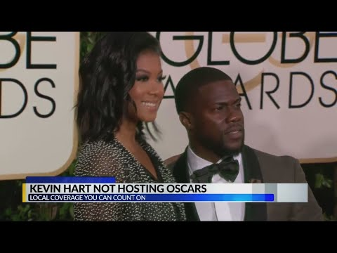 Sherry Mackey - Kevin Hart Steps Down From Dream of Hosting Oscars