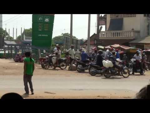 Kampong Thmor District, Kampong Thom Province