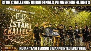 STAR CHALLENGE GLOBAL FINALS WINNER   TEAM TERROR HORRIBLE GAMEPLAY