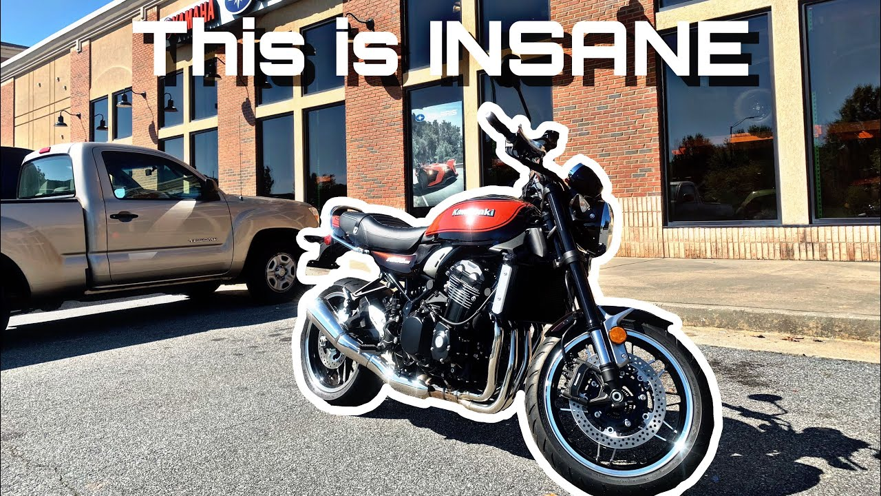 Download 2019 Kawasaki Z-900RS First Ride\Review