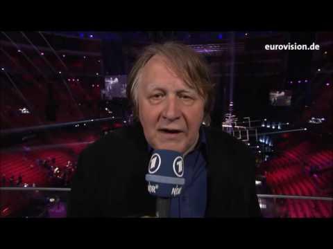 Eurovision Song Contest 2016 - Deutschland letzter Platz!