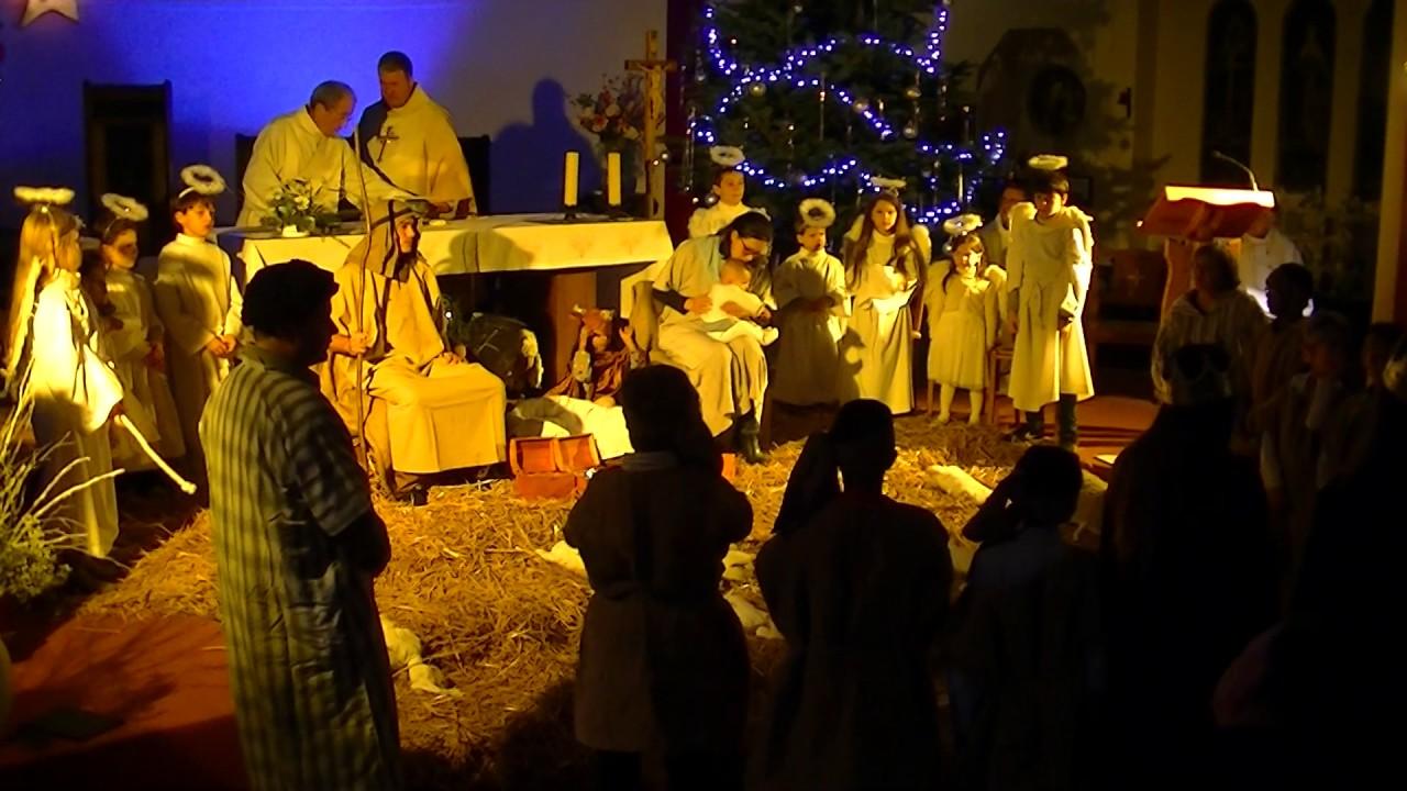 Cr u00e8che vivante 2016 Eglise Saint Joseph d'Aulnay sous Bois (partie 2) YouTube # Creche Aulnay Sous Bois