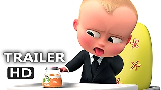 """THE BΟSS BАBY Movie (2017) """"Disgusting Food"""" Clip, Animation Movie HD"""