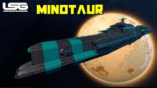 Space Engineers - Minotaur Battle Ship