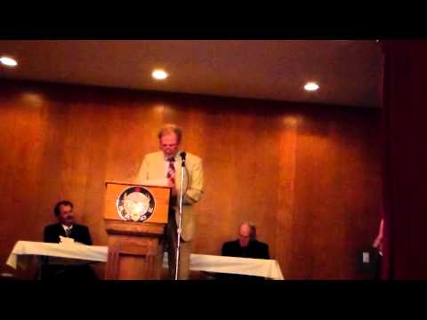 Larry Wyles - 2013 Bedford County Sports Hall of Fame - Part 1