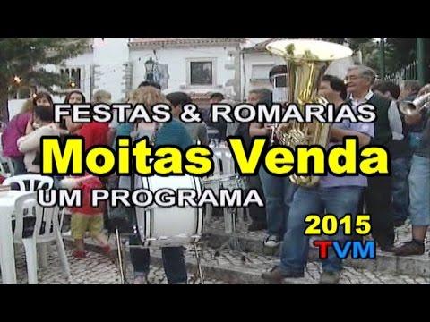 - FESTAS DA IMACULADA  CONCEIÇÃO -  MOITAS VENDA - 2015