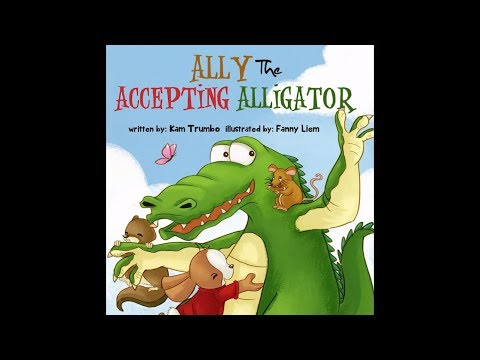 Ally The Accepting Alligator Video