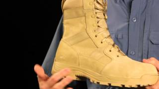 Sand Storm Stinger Composite Toe Combat Boot Exclusively from U.S. Cavalry