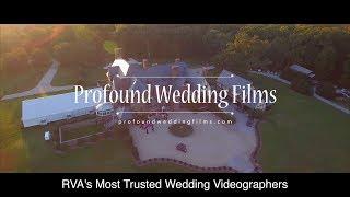 Richmond Wedding Video Production