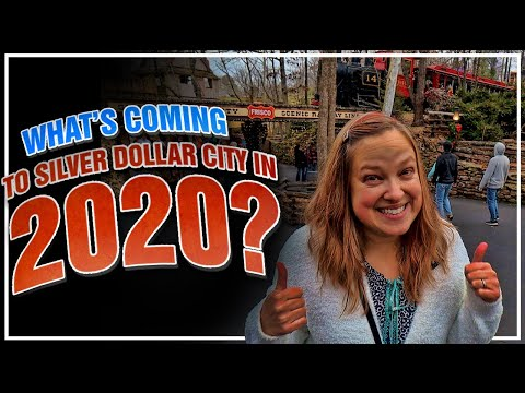 ✈️🎡😃 What's Coming To Silver Dollar City In 2020?