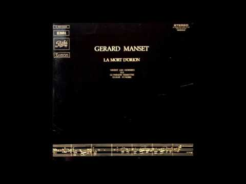 Gérard Manset - La Mort d'Orion [Full Album]