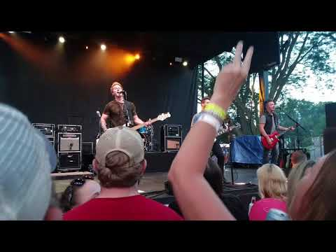 Must Of Had A Good Time-parmalee 7 14 2018 Byronfest