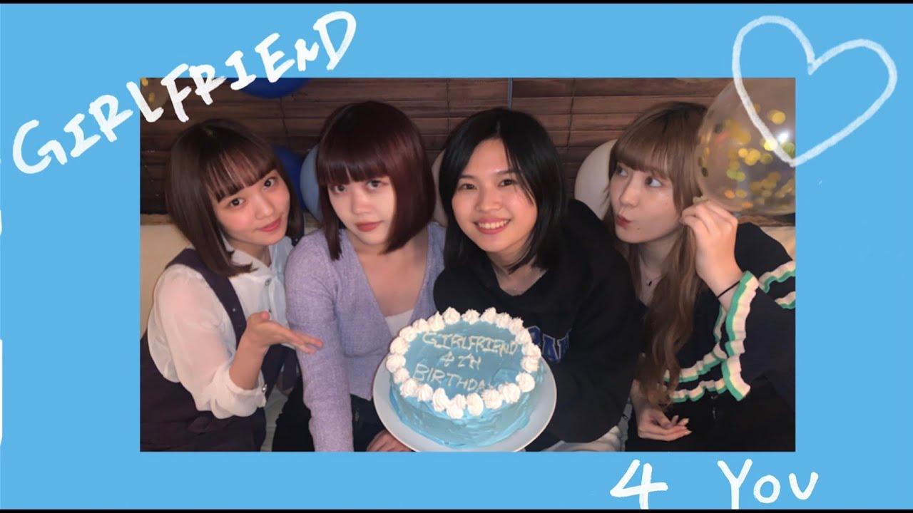 【GIRLFRIEND 4 YOU】新グッズ制作の裏側密着!!!!(SUB)