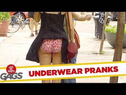 This Prank Will Make You Check Your Underwear!