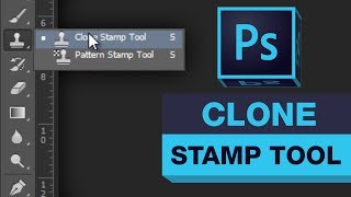 PHOTOSHOP | Clone Stamp Tool