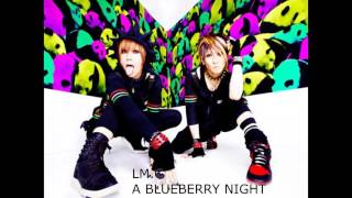 A blueberry night