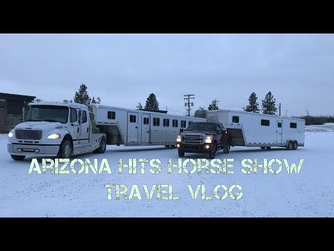 Amateur Show Series: Packing/Travel To HITS Horse Show