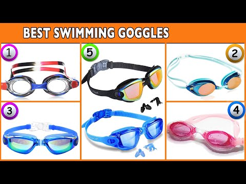 Best Swimming Goggles for 2020 Top Swim Goggle Reviews