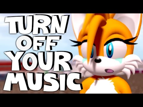 Turn off your Music - Oney Plays Second Life