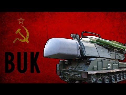 BUK - Sovjetski raketni sistem PVO