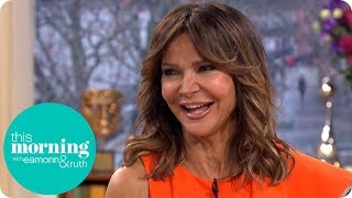 Lizzie Cundy Reveals All of Her Hollywood Gossip | This Morning