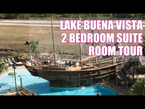 lake-buena-vista-resort-2-bedroom-suite-room-tour-|-family-travel-in-orlando-florida