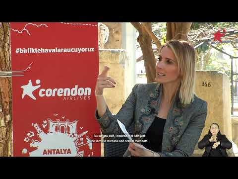 Corendon Sport Talks Episode 4 : Muratpaa Belediyespor Hentbol Tk. | SUBTITLED - Corendon Airlines