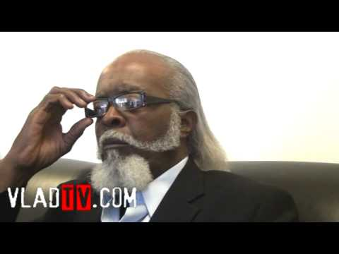 "Exclusive: Jimmy McMillan Speaks On The Word ""Damn"""
