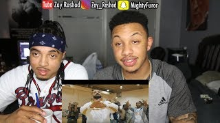 "BlocBoy JB & Drake ""Look Alive"" Prod By: Tay Keith (Official Music Video) Reaction Video"