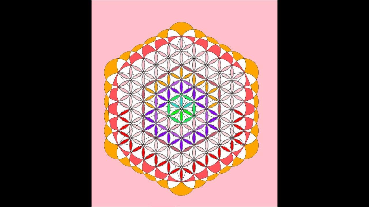 Сакральная геометрия видео