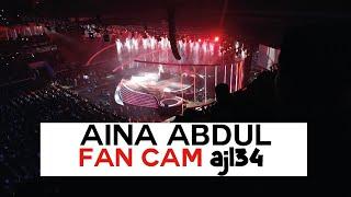Download lagu AINA ABDUL - SUMPAH (FANCAM)