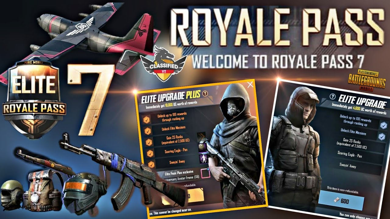Image result for pubg mobile season 7 royale pass