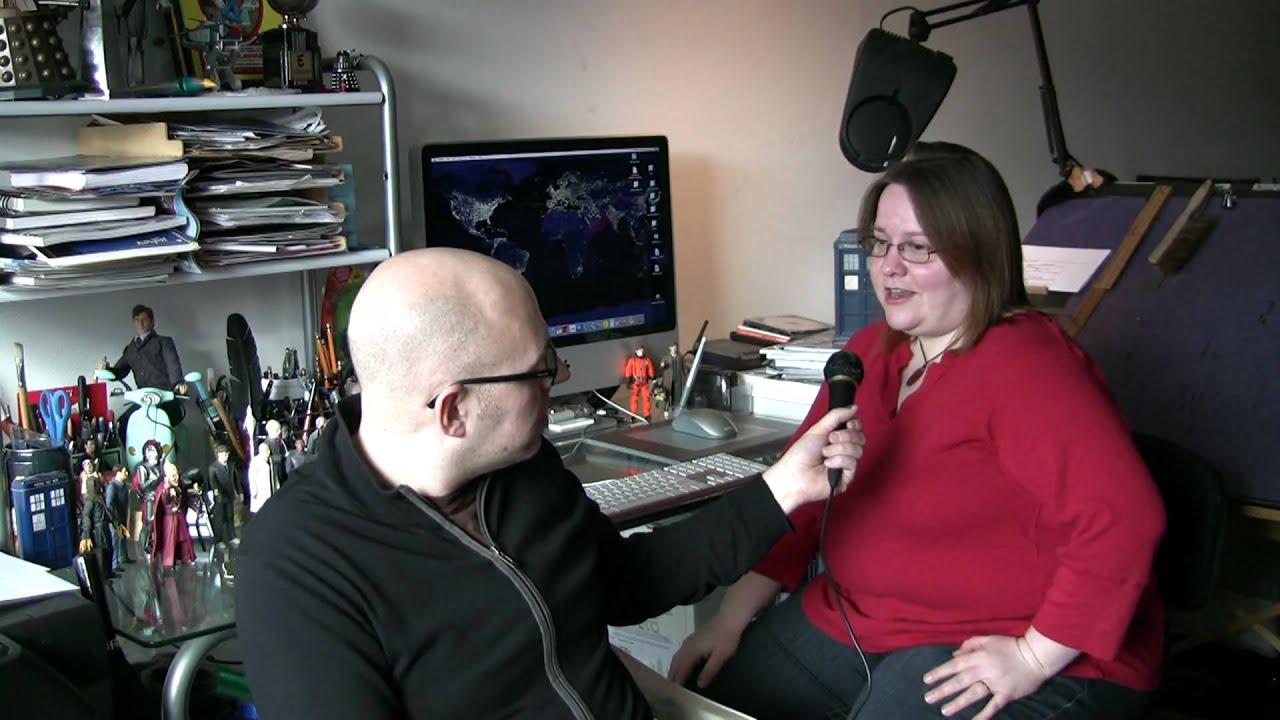 Radio Free Skaro Interviews Pia Guerra Youtube
