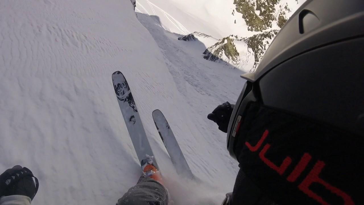 Pic du Midi - Grand Tourmalet 09/02/2017 ski Freeride