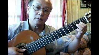Ngày Xưa Hoàng Thị (Phạm Duy - thơ: Phạm Thiên Thư) - Guitar Cover by Bao Hoang