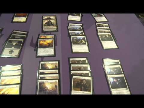Pro Tour Dark Ascension Deck Tech: Black-white Tokens with Rob Dougherty